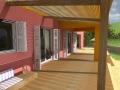Διώροφη μονοκατοικία - Κεφαλονιά